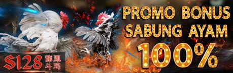 JACKPOT SABUNG AYAM Winning Bonus 100% ,7x Win beruntun.